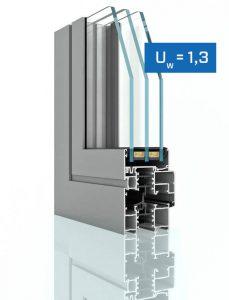 profil okna